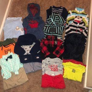 6 month boy winter bundle